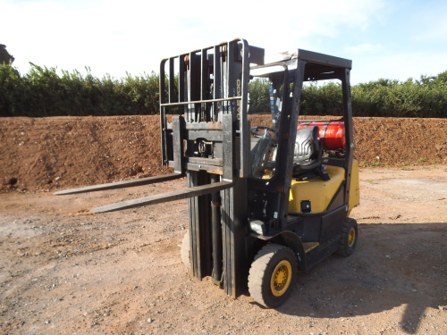 Used Truck Details - Westexe Forklifts Ltd