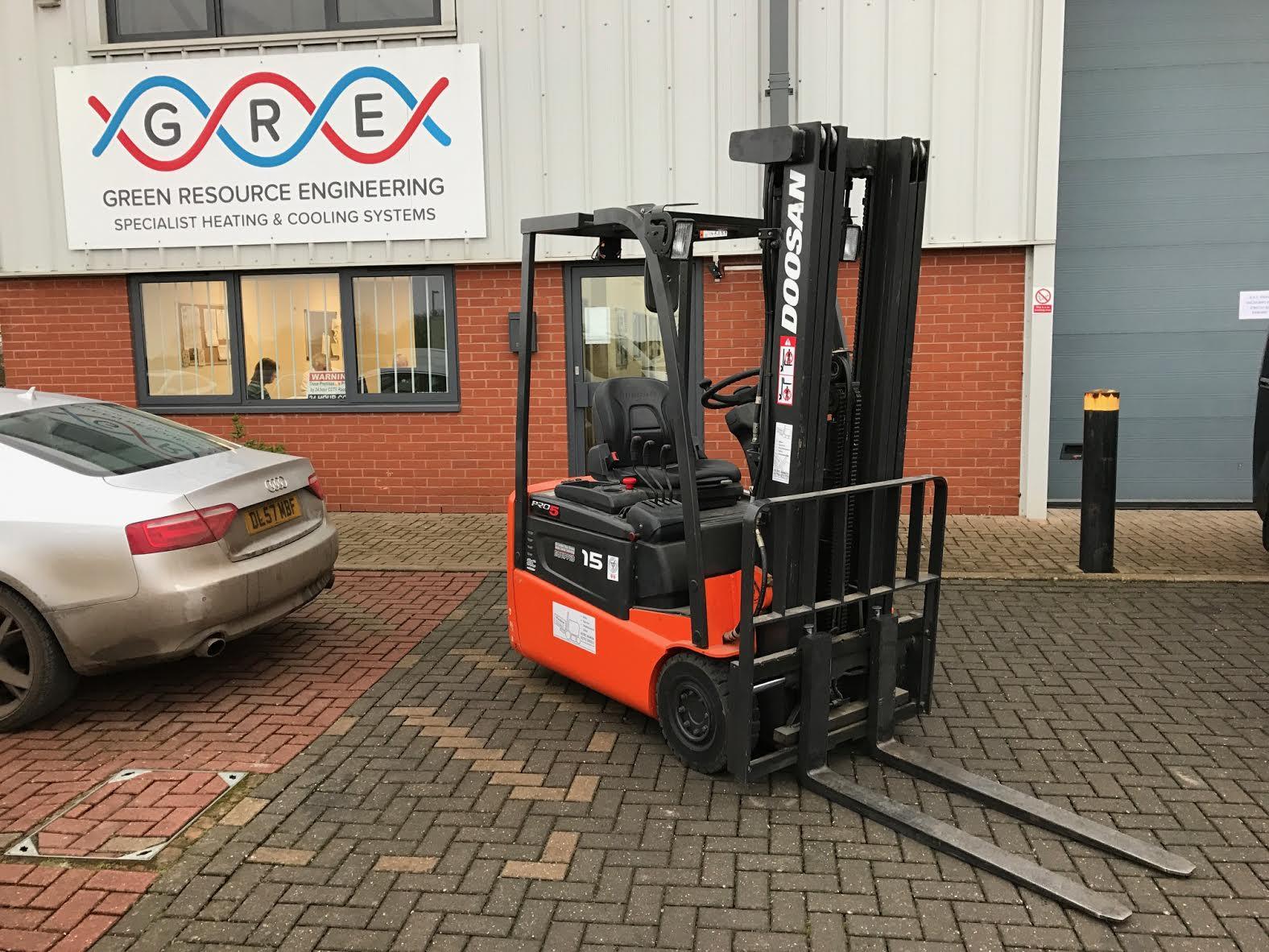 Etwas Neues genug Used Trucks - Westexe Forklifts Ltd &HO_75