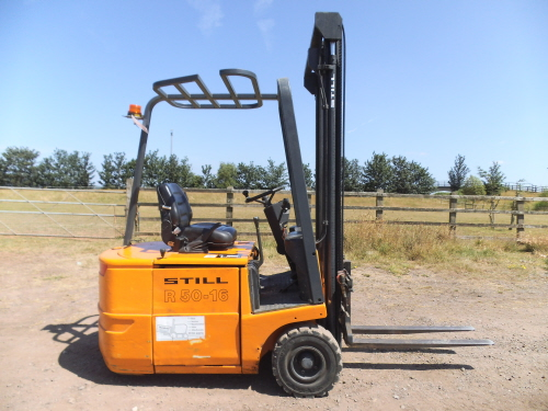 Fabelhaft Used Trucks - Westexe Forklifts Ltd @HY_64
